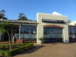Woolworthsの店舗外観